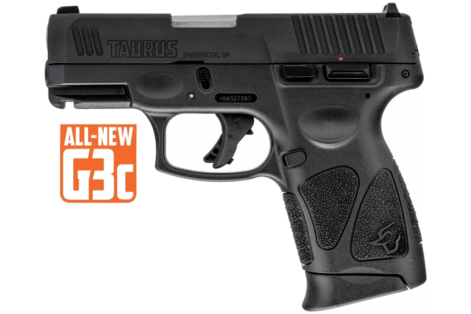NEW Taurus G3C 9mm Compact just $350 out-the-door!!!