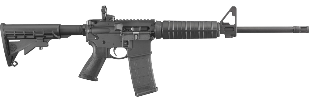 NEW Ruger AR-556 just $750 out-the-door!