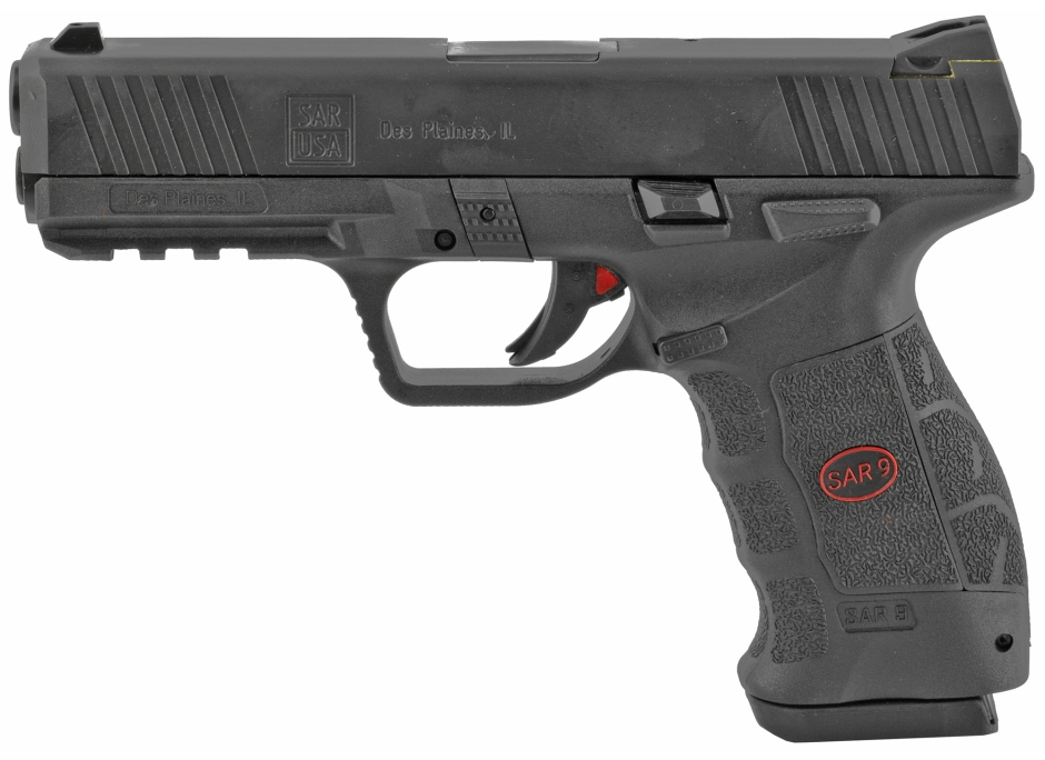 NEW SAR 9T 9mm subcompact just $430 out-the-door!!!