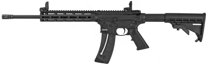 NEW Smith & Wesson M&P15-22 rifle just $435 out-the-door!